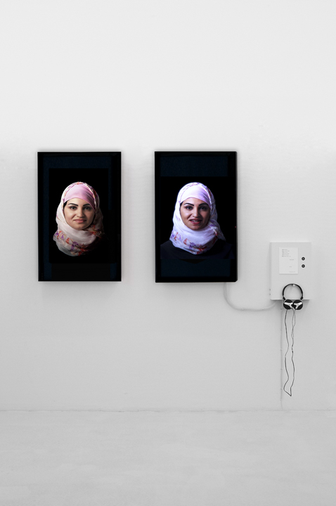 Cairo Stories, installation view