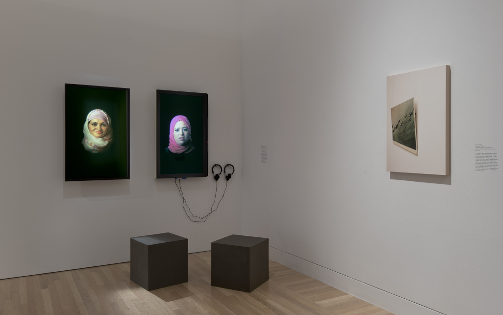 Take It or Leave It: Institution, Image, Ideology. Installation view at the Hammer Museum, Los Angeles. January 9-May 18, 2014. Photography by Brian Forrest